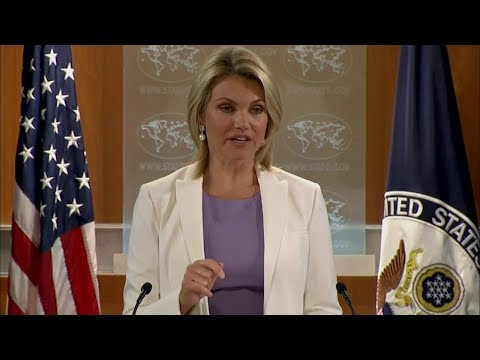 Department Press Briefing - September 7, 2017