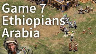 Expert 1v1 - St4rk vs F1Re   Ethiopians Arabia   Game 7