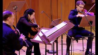 Benjamin Britten: Phantasy Quartett op. 2 | Orchesterakademie des WDR Sinfonieorchesters