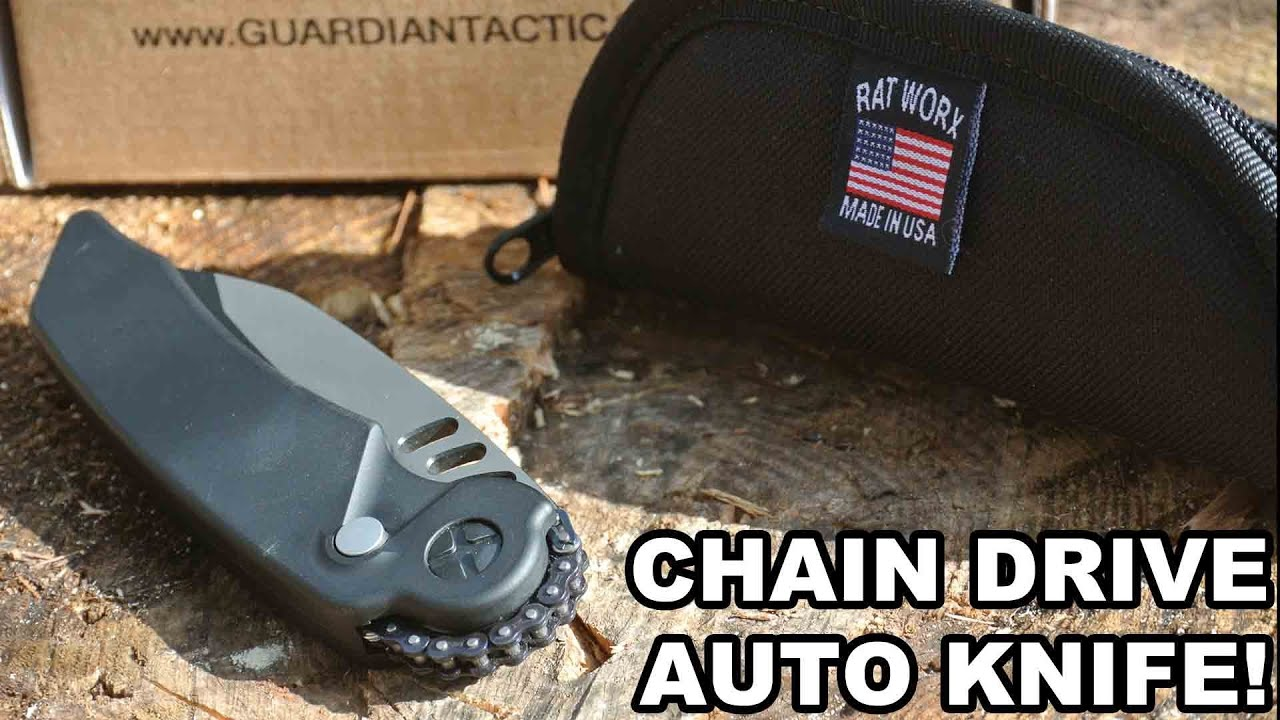how to chain drive vmax