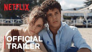 Caught by a Wąve | Official Trailer | Netflix