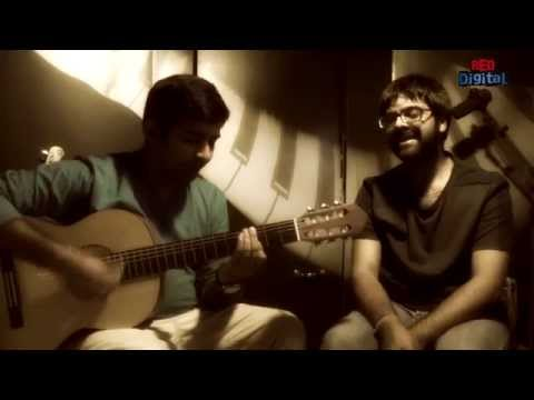 Sachin Jigar talking about 'Tera Naam Doon', to be heard for the first time on Radio on 30th June.