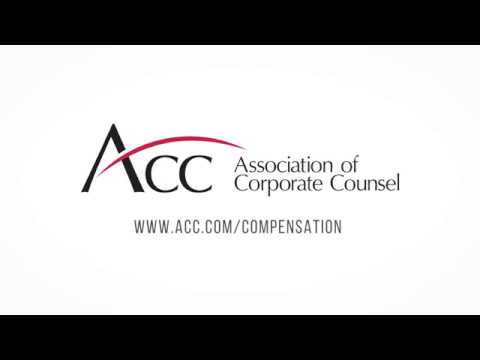 Compensation Report - Association of Corporate Counsel