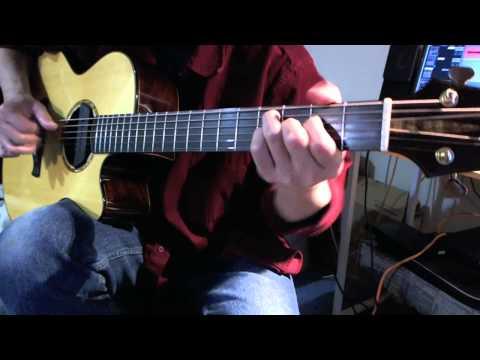 Water Gypsy-John Renbourn(cover)