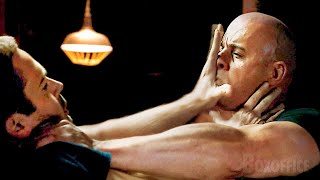 Vin Diesel und Paul Walker Kampfszene | Fast & Furious 4 | German Deutsch Clip
