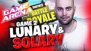 SOLARY & LUNARY - GAME ARENA - POULE ELITE & CHALLENGER - GAME 2