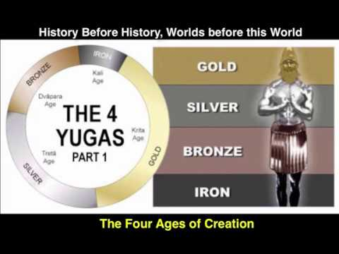 Mystery Of History 2 - Worlds Destroyed &  Ages Lost Before Present Iron Age (Kali-Yuga)