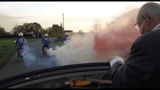 AMV ASSURANCE - 05 Tour de France de Mobylette : Patrouille