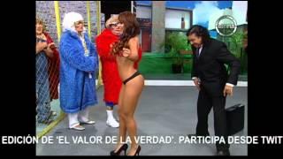 ¡Mira La Nueva Pelea Entre Ate Y La Molina En El Especial Del Humor!