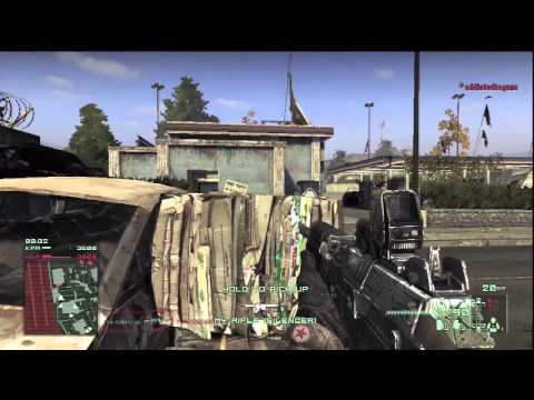 HomeFront: Using T3AK Assault Rifle in TDM on Cul-de-Sac