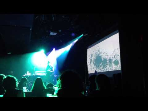 Vorhees LIVE @ le poisson rouge 2-11-13