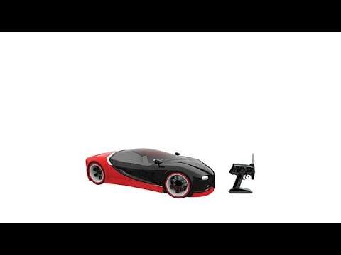 Sharper Image RC Virtual Reality Italia Sports Car with ...