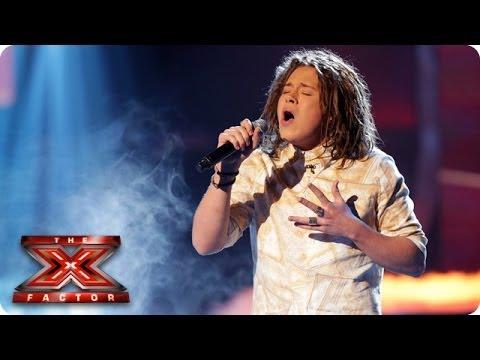 Luke Friend sings Let Her Go by Passenger - Live Week 2 - The X Factor 2013