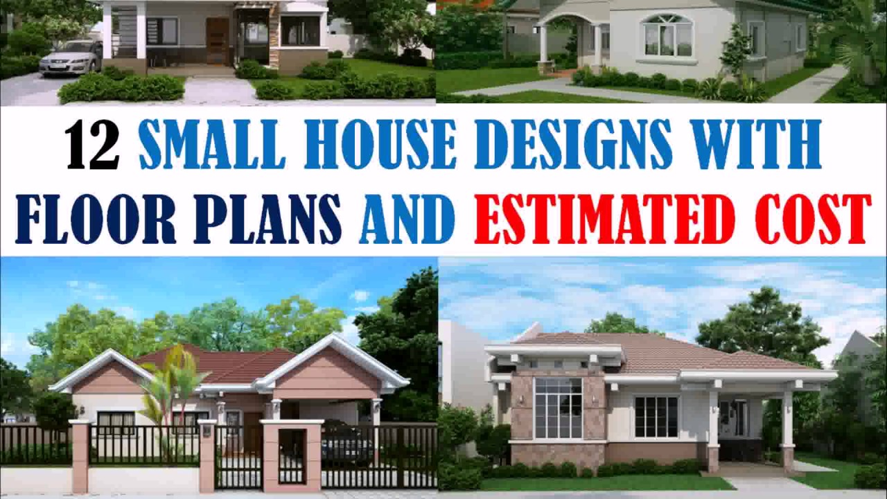 Small House Design With Floor Plan In The Philippines - YouTube