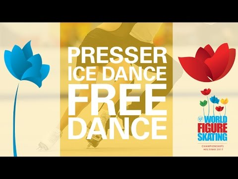 Free Dance Press Conference - Helsinki 2017