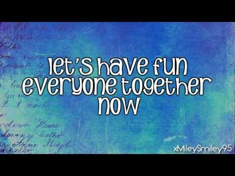 High School Musical 2 - All For One (with lyrics)