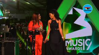 Shatta wins Raggae Dancehall Act of the Year Award at 3 Music Awards