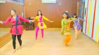 Pinga Bajirao Mastani - Dance Choreography by Jhankar Girls