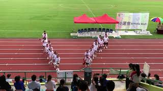 Publication Date: 2018-09-21 | Video Title: 2018-2019 風采中學週年陸運會 風社啦啦隊表演