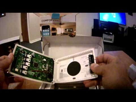 Insteon Home Starter Kit & WiFi Camera Unboxing