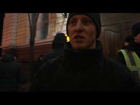 ПНТВ: ПН TV: Пикет праворадикалов ГУНП в Николаевской области