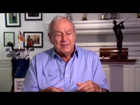 Arnold Palmer - Digital Short for ESPN