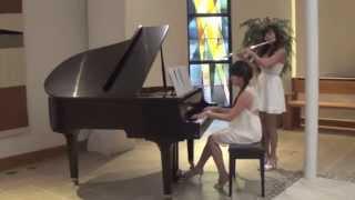 Nụ Hồng Mong Manh - Piano & Flute Duet