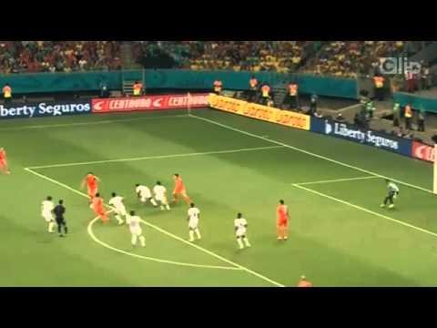 Argentina vs Hà Lan