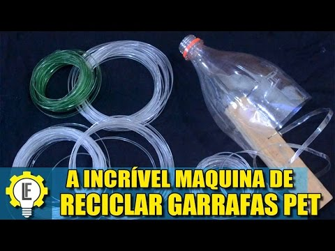 FILETADOR DE GARRAFA PET CASEIRO !!!   Faça o seu!