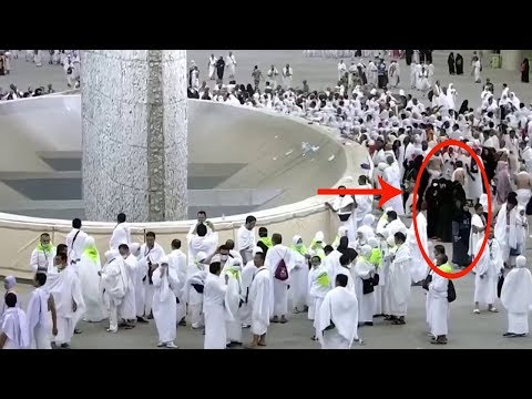Hajj 2018 Makkah Live mina stoning of the Devil (Shaitan)