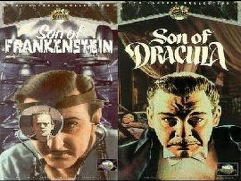 Trepacer's Saturday Reviews 60 - Son Of Frankenstein & Son Of Dracula
