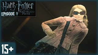 Harry Potter And The Half Blood Prince Let