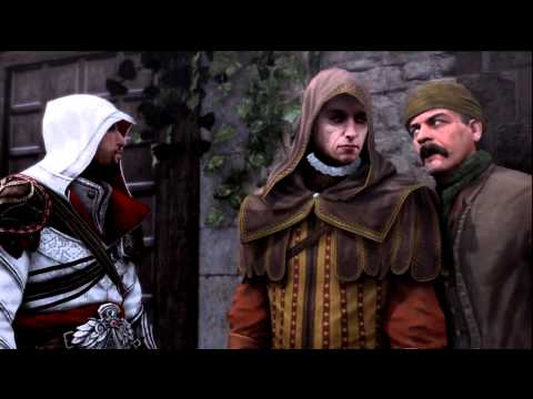 Let's Play Assassin's Creed Brotherhood - The Movie