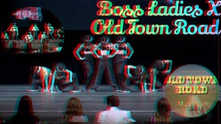 Boss Ladies X Old Town Road