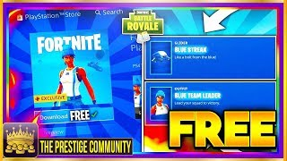 How To Get FREE SKINS & FREE GLIDER In Fortnite Battle Royale! *Working 2018* NEW FREE Outfit/Item