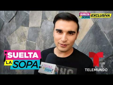 Frida Sofía: sobrino de María Félix le pide matrimonio | Suelta La Sopa | Entretenimiento