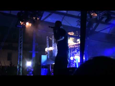 FLO RIDA (Live @ The Voice 2010 Ung08 Stockholm)