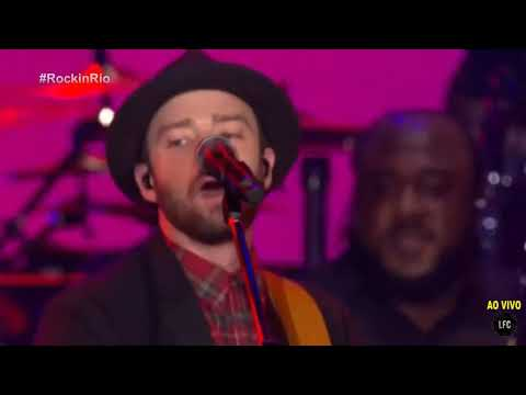 Justin Timberlake   Rock In Rio 2017 Full Concert