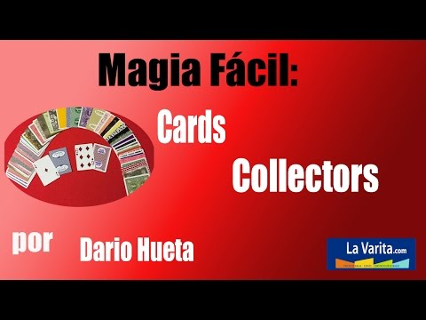 The Card Collector by Top Secret video