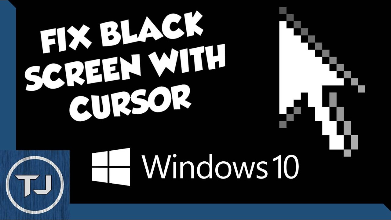 how to fix windows 7 startup black screen