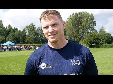 Chris Ashton looks ahead to the 19/20 Premiership season with Sale Sharks