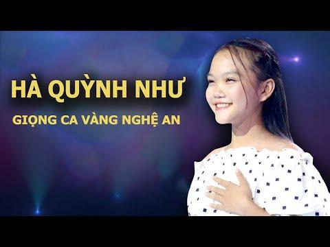 Bé Quỳnh Như Nghệ An hát