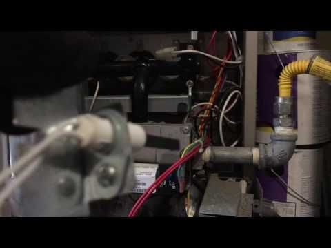 UNIVERSAL hot surface ignitor - YouTube