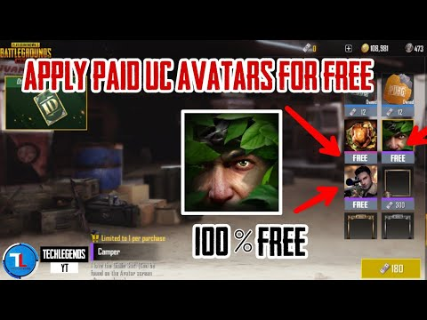 How To Purchase Paid Uc Avatars For Free Chicken Glory Sniper
