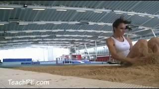 Længdespringsteknik tips