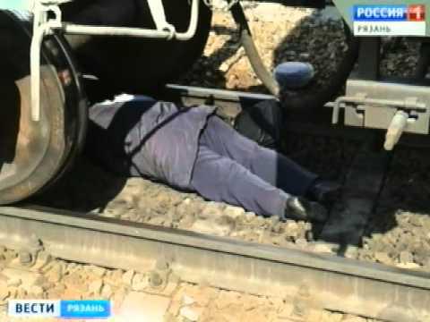 В Рязани на железнодорожном переезде сбили женщину