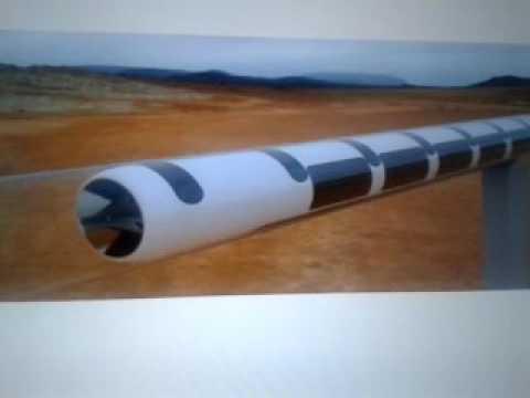 L'  Hyperloop  .  Une   vision   futuriste...
