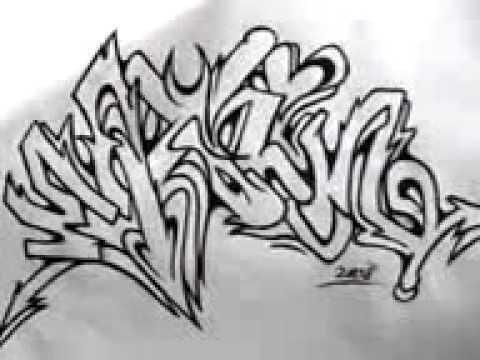 Graffiti black book women at work II  Граффити