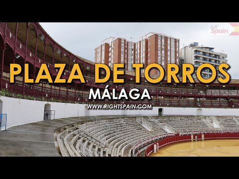 Plaza De Toros De La Malagueta, Málaga Spain 2016.