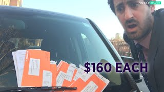 I got six NYC parking tickets in one week – and beat them all